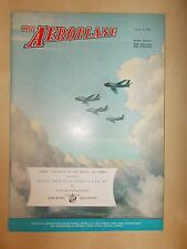 VINTAGE MAGAZINE THE AEROPLANE JULY 2nd 1954