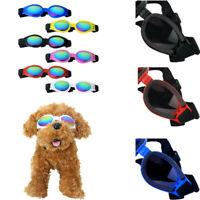 Pet Dog Puppy Cat UV Protection Waterproof Foldable Eyewear Goggles Sunglasses