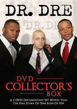 Dr. Dre: DVD Collectors Box (DVD, 2015, 2-Disc Set) BRAND NEW