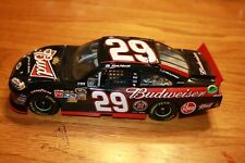 Kevin Harvick 2012 Budweiser #29 RCR RCCA !/24 HOTO Please Read