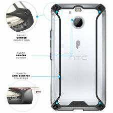[20pieces/lot] For HTC Bolt Case Black Poetic【Affinity】Soft Shock proof TPU Case