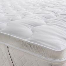 Silentnight Luxury KING SIZE Bed Mattress Topper Matress Comfort Anti Allergy