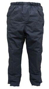 Keela Rainlife 5000 Black Waterproof Trousers Foul Weather Trousers KT01A