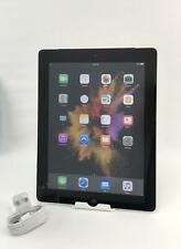 Apple iPad (4th Gen) A1459 9.7in 16GB Black! On Wi-Fi and Cellular! GSM Unlocked