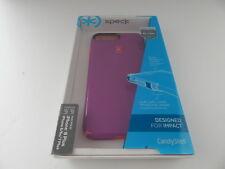 "Speck CandyShell Case for iPhone 8 Plus iPhone 7/6S/6 Plus 5.5"" Purple/Orange"