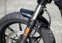 SUPER SHORT BOBBED FRONT FENDER 16+ DUCATI SCRAMBLER SIXTY2 62 SIXTY TWO TRIALS