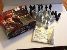 Harry Potter and the Sorcerer's Stone Chess complete with instructions Game