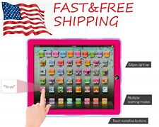Y-Pad English Learn & Play Children's Educational Toy Computer Tablet USA SELLER