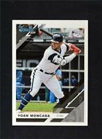 2019 Donruss Baseball Base #113 Yoan Moncada - Chicago White Sox