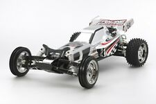 Tamiya 47347 1/10 RC Buggy DT-03 Chassis Racing Fighter Chrome Metallic w/ESC