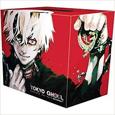 Tokyo Ghoul Complete Set Includes Vols. 1-14 With Premium Ishida Sui