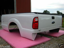 Ford Super Duty F250 F350 NEW TAKE OFF 8' TRUCK BED BOX w tailgate 1999 - 2016