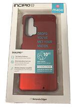 Incipio M4De Motorola Edge + Case