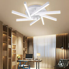 US Standard 8 Heads Ceiling Light LED Lamp For Residential Or Commercial Use