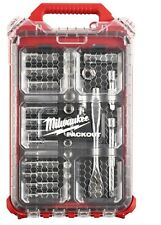 "Milwaukee 48-22-9482 3/8"" Drive 32pc Ratchet & Socket Set with PACKOUT Organizer"