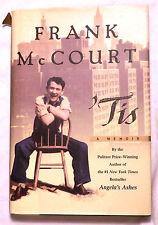 'Tis: A Memoir by Frank McCourt Signed