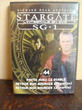 STARGATE SG.1 - N° 44 - L'intégrale en DVD - 3 Episodes - Voir photo