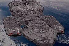 Nova Colonial Battlestar Galactica Desktop Wood Model Free Shipping Regular New