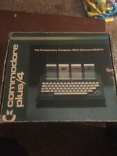 Commodore Plus 4 excellent condition