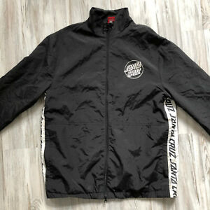 Santa Cruz Skateboards Jacke. Windstopper Size L