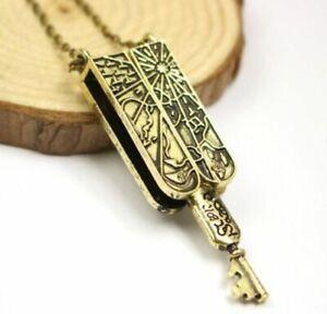 GRIMM Key of the Seven Knights Mechanical Folding Key & Gift Bag