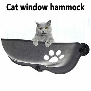 Cat Ferret Window Seat Pad Bed Car Pet Hammock Suction Cup Warm Perch