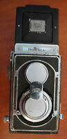 Vintage Zeiss Ikoflex II Camera TLR - Used