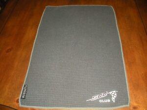 Club Glove 500 Club Microfiber Gray Golf Towel HF263