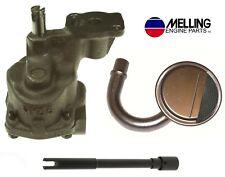 "MELLING M155 Oil Pump+3/4"" Screen+Drive Shaft for Chevy SB 305 350 5.7 LT1 93-02"