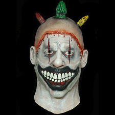 Twisty The Clown Full Overhead Economy Mask by Trick Or Treat Studios