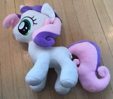"""12"""" My Little Pony Japanese Soft Collectible Figure White Purple Pink RARE"""