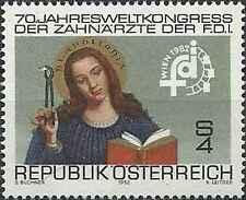 Timbre Santé Médecine Autriche 1550 ** lot 13632
