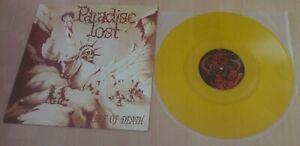 "Paradise Lost - Reek Of Death - Live LP 12"" Vinyl 1989 Bradford rar, good cond."