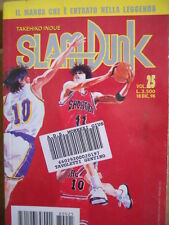 SLAM DUNK - Takehiko INOUE n°25 1998 ed. PLANET MANGA  [G.236]