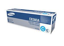 ORIGINALE Samsung clx-c8380a MultiXpress c8380 TONER CIANO NUOVO B