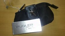 THIERRY MUGLER  Makeup & Cosmetics Black  Case NEW
