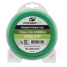 PowerFit 2.0mm x 15m Round Premium Trimmer Line