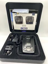 Escort Passport 9500ix Radar Laser Detector GPS Blue ** FREE PRIORITY MAIL **