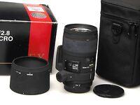 Sigma EX 150 mm F2.8 HSM DG APO Macro IF f. Canon