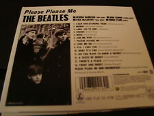 The Beatles - Please Please Me (CD Album 2009 Remastered)