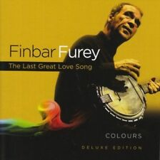 Finbar Furey - The Last Great Love Song ( Colours) Deluxe Edition CD