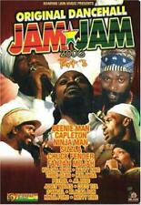 Original Dancehall Jam Jam 2006: Part 3 DVD VIDEO MOVIE Rasta Coca Tea Beenie
