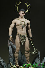"""Custom 1/6 Male Metal Clothes Suit Set Son of the Forest F/12"""" Man Phicen Figure"""