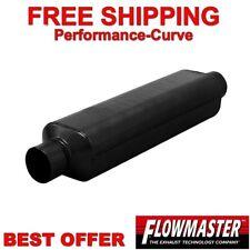"""Flowmaster Hushpower II Muffler 2.5"""" 409 SS - 12518409"""