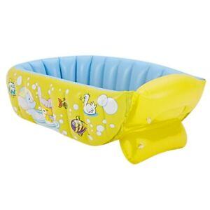 Baby Shower Inflatable Bath Tub PVC Set Portable Household Supplies Bathtub New