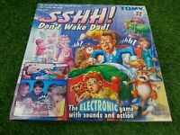 TOMY SSHH! Don't Wake Dad! Electronic Board Game Fantastic Condition Working