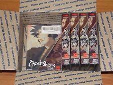 Ghost Slayers Ayashi: Part 2 DVD Region 1 Wholesale lot of 5