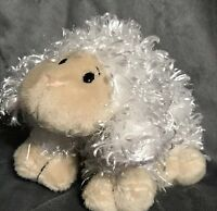 Webkinz Lamb HM201 Soft Plush Animal With Online Code From Ganz Sheep Wooly Gift