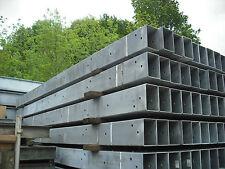 Steel Beam,Box Steel Girder,Galvanised,Ground Beams, piling beams.