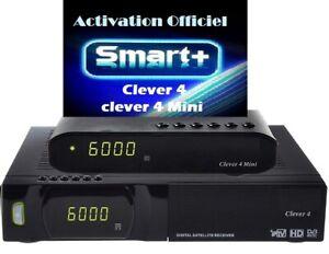 Smart + Smart plus pour Clever 4 - Clever 4 Mini